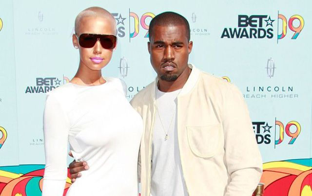 Kanye West Responds to Amber Roses Tweets