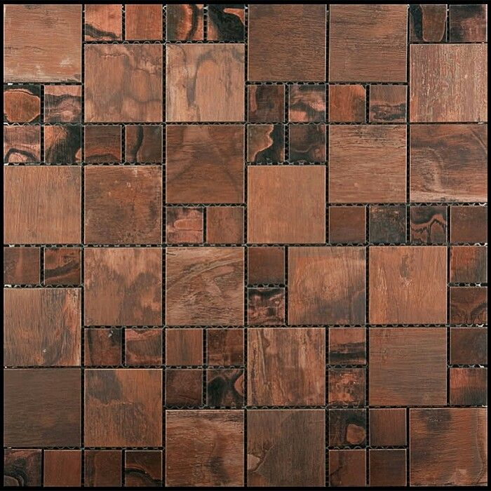 Sample Copper Insert Pattern Glass Mosaic Tile Kitchen: Pin By Amanda Reid On Backsplash