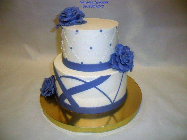 Фиолетовые розы #торт_на_заказ_харьков #ярусные #бисквитный_торт #комбинированный_торт
