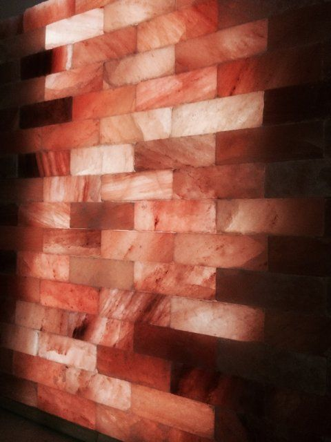 Himalayan Salt Block Wall Home Decor Ideas Pinterest