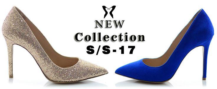Γυναίκεια Παπούτσια S/S 2017
