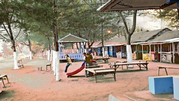 Wisata Pantai Raden Joko Tingkir Pemalang