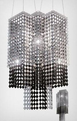 """Lampy - Le Labo Design - """"Lustre Andrea"""""""