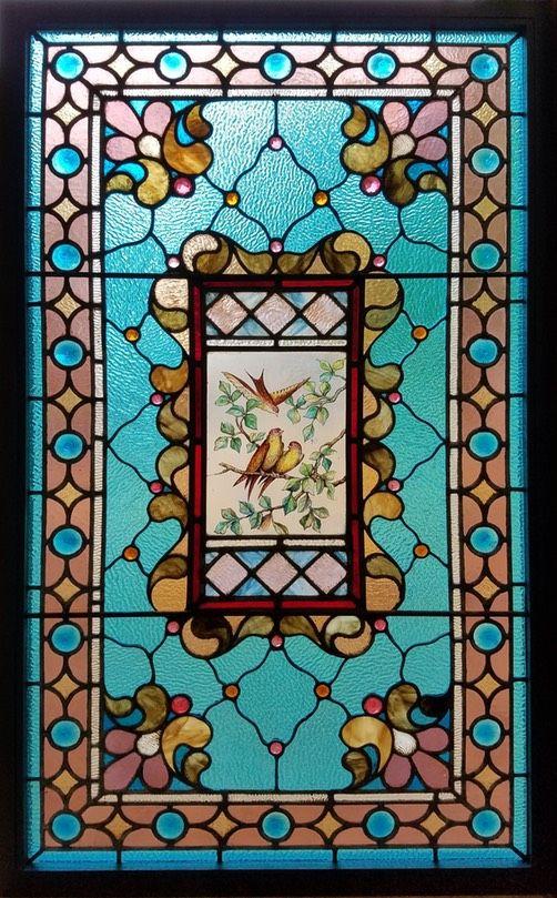 Mejores 50 o más imágenes de Vitrales y vidrieras. en Pinterest ...