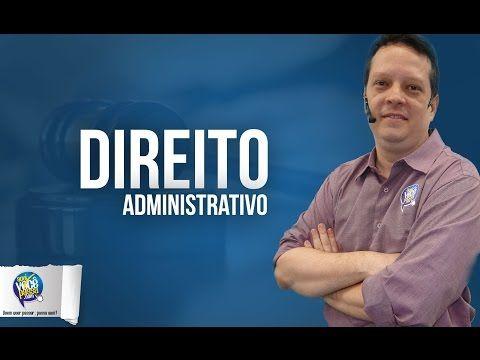 Aula 01 - Direito Administrativo. Conceito de direito Administrativo e Princípios da administração pública.