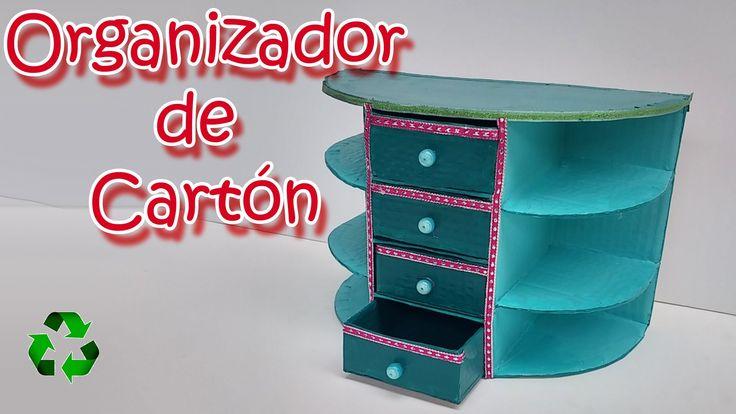 Manualidades organizador de escritorio manualidades - Manualidades para todos ideas ...