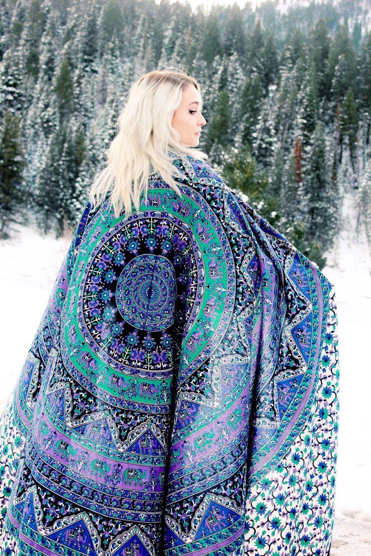 Lady Scorpio Inspire your Inner Gypsy Bohemian Mandala Tapestries    Bedroom Inspiration Www.LadyScorpio101.com