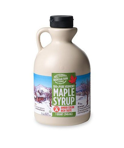 Pure Maple Syrup | Once you have your cupboards stocked with these healthy ingredients,easy meals become faster and more fun to make. Bonus: we gathered everything for you in one place on Amazon tomake it even easier.