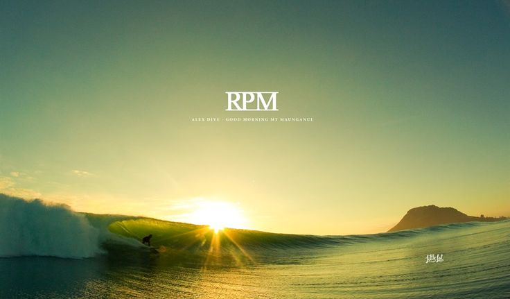 Little Lot   Good Morning Mt Maunganui from RPM