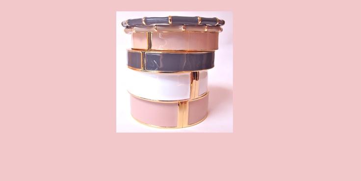 add-hoc bangles newest colour: Peony Pink