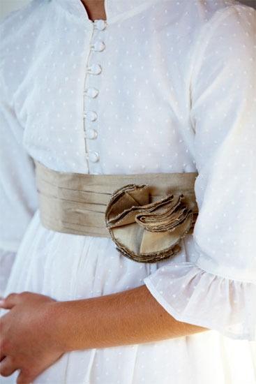 Vestido de comunión de De la dos a la Doce