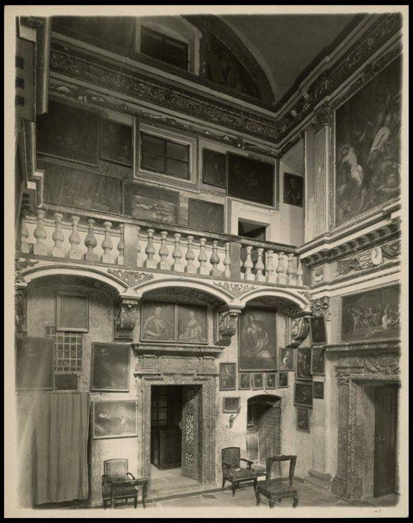 Интерьеры, которых Вы никогда не увидите: фотографии залов Подгорецкого замка :: Виолити - Антиквариат