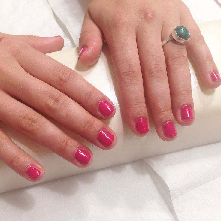 Hybryda Semilac | Glossy Cranberry