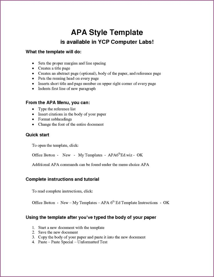 Best 25+ Apa cover page template ideas on Pinterest Apa format - resume headings format