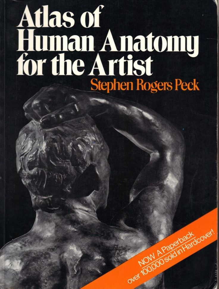 #ClippedOnIssuu from Atlas of Human Anatomy for the Artist