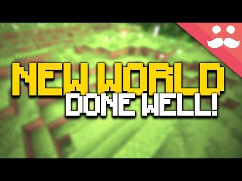 50 Steps to STARTING A NEW MINECRAFT WORLD PROPERLY! - YouTube