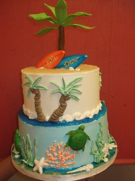 wedding cakes in hawaii 125 best images about luau cakes amp tiki treats on 24652