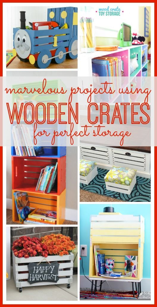 Decorating with wooden crates has been wildly popular lately, and I can see why. They are usually easy to find and so versatile! Not only do they add a cool and rustic-modern vibe, but they can also be functional. It's a win win! Check out these great ideas I found of how to use wooden...Read More »