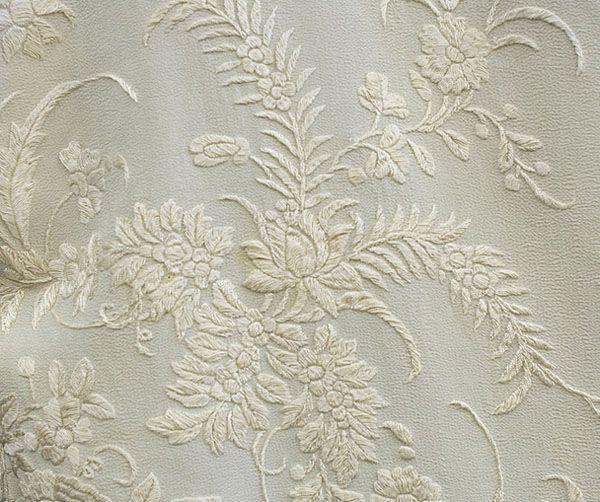 Victorian Vintage Clothing at Vintage Textile: #2007 Embroidered silk cloak