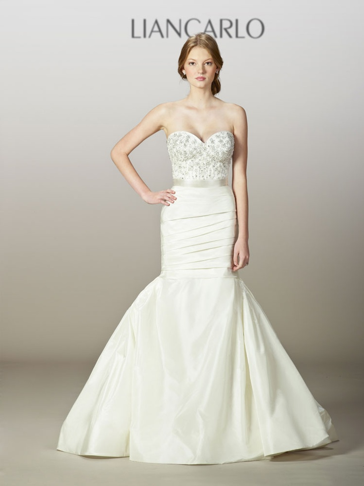 22 best Liancarlo Bridal Fall 2013 Collection images on Pinterest ...