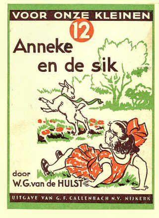 Anneke en de sik   W.G. van de Hulst