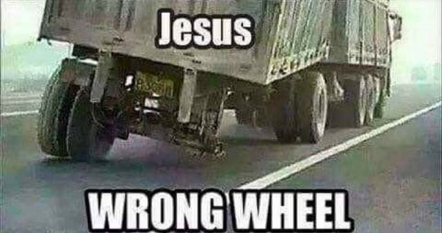 jesus-take-the-wheel  #Christian #Memes #Christianmemes