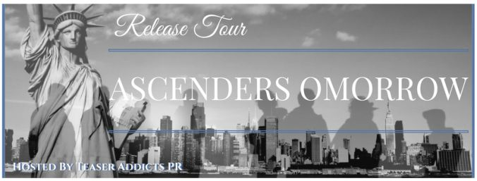 . The Moment We Have All Been Waiting For Is Finally Here . ASCENDERS OMORROW IS NOW LIVE At A Special Release Day Price Of 0.99Cents But Today Only  . The Moment We Have All Been Waiting For Is Finally Here .  ASCENDERS OMORROW IS NOW LIVE At A Special Release Day Price Of 0.99Cents  But Today Only  Title: Ascenders OMORROW  Series: The Ascenders Saga  Author: CL Gaber  Genre: Paranormal Urban Fantasy Romance  Release Date: May 25 2017  Hosted By Teaser Addicts PR  BLURB  Expired at…