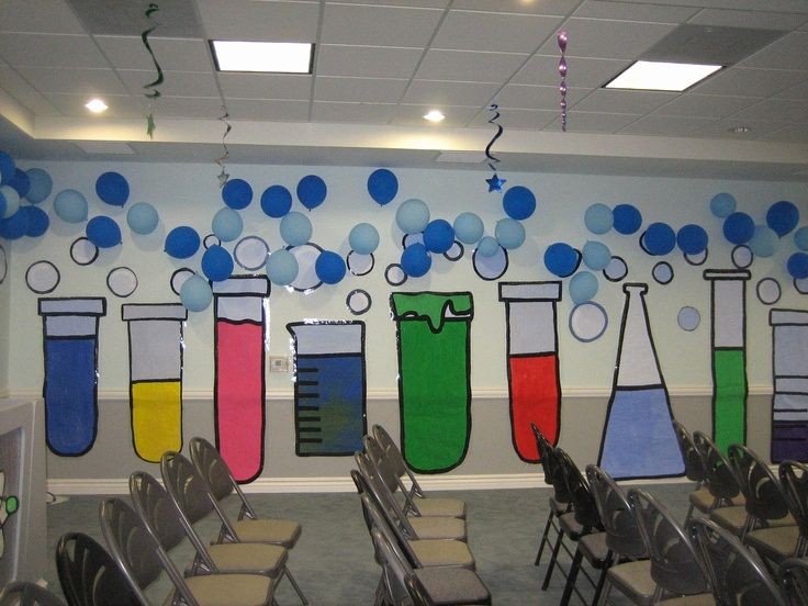 Image Result For Science Lab Vbs Decorating Ideas Science Decor