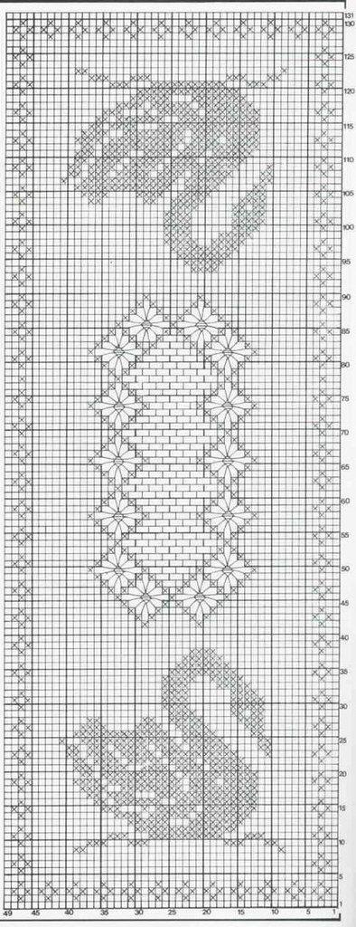 Fonte:  http://crochet-plaisir.over-blog.com/article-chemins-de-table-et-leurs-grilles-gratuites-au-crochet-101347239.html
