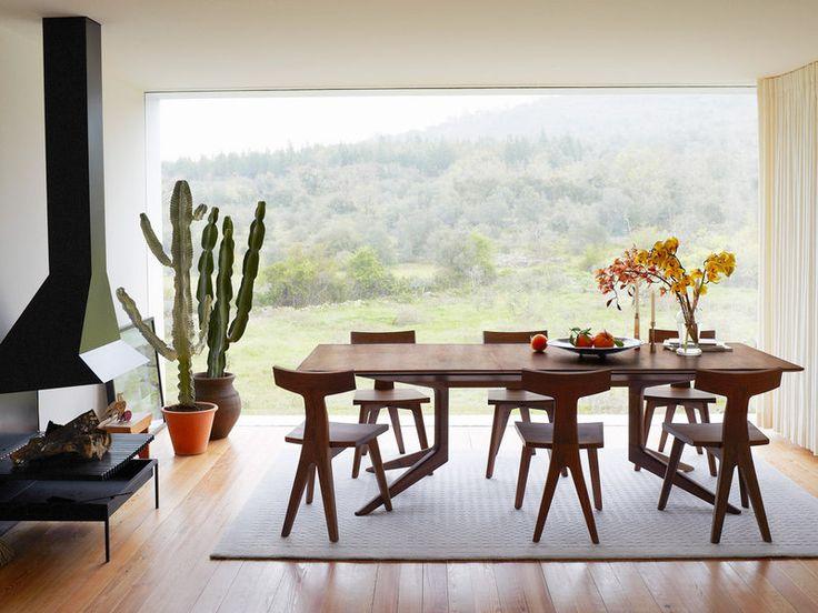 Comida y relax con vistas al olivar