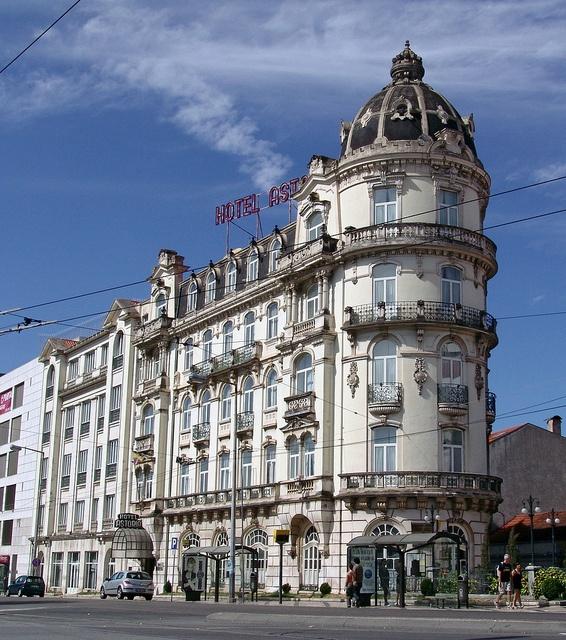 Hotel Astória - 3 estrelas