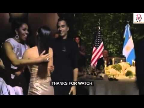 President Barack Obama Dances The Tango in Argentina (3-23-16)