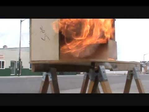 ▶ Rollover and Flashover Training Prop - YouTube