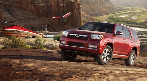 according to Consumer Reports, the Toyota 4 Runner is just the thing I need to tow the tiny house.  Best gas mileage in the towing capacity needed.