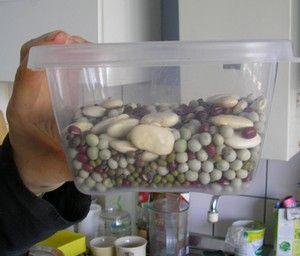 Voedselencyclopedie.nl - Weken en koken van peulvruchten
