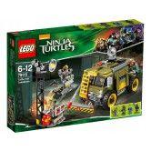 LEGO Teenage Mutant Ninja Turtles Turtle Van Takedown 79115 $100
