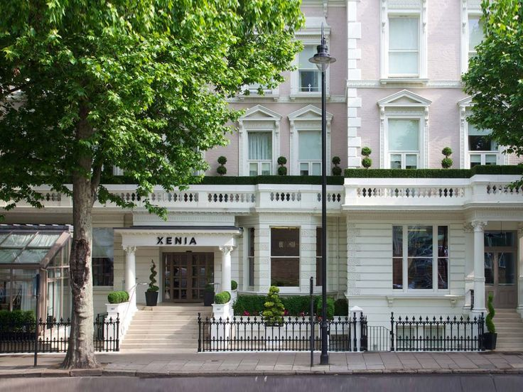 Hotel Xenia London - Official Website - Central London Hotels - Cromwell Rd