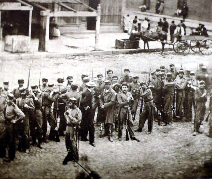 The New York City Draft Riots Of 1863 An Excerpt From In The