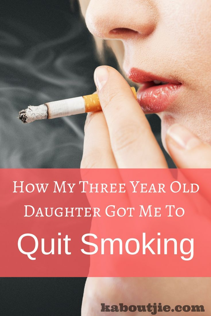 How My Three Year Old Daughter Got Me To Quit Smoking  After smoking for 22 years the end finally came after a few sad moments with my 3 year old where I realized I was putting my smoking addiction over her needs.  #quitsmoking #quittingsmoking #stopsmoking #smokingaddiction #smoking #cigarettes #smokingcessation #nicotine #nicotineaddiction