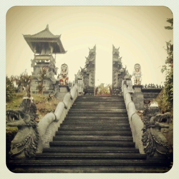 Dalem temple