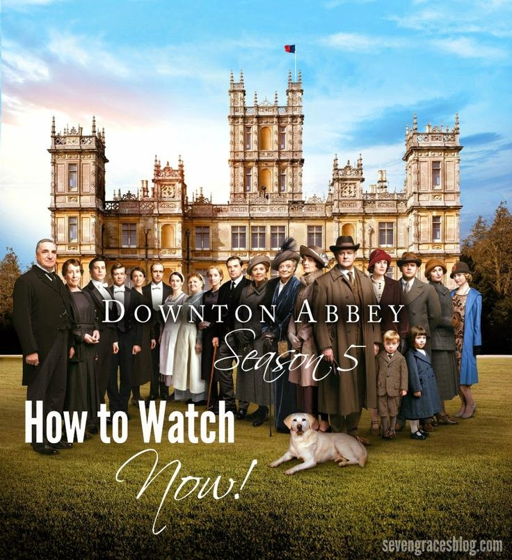 Downton Abbey - Episode 9