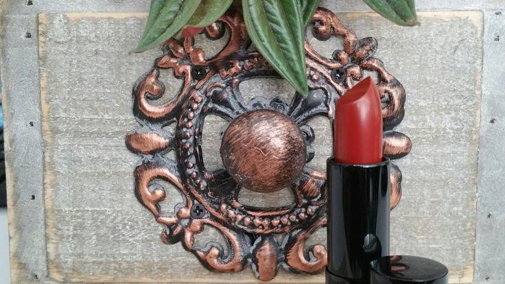 Hot, Hot, Hot.     www.twotoneumbrella.com  Lip color - Seductive Scarlet