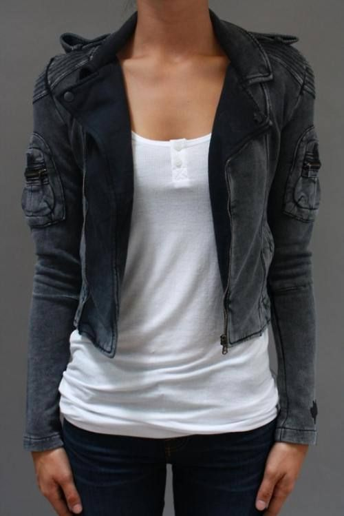 Lets trade wardrobes and call it even: Fall edition! (OMG, I want this jacket soo bad)