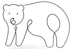 medvěd pracovní list - Hledat Googlem