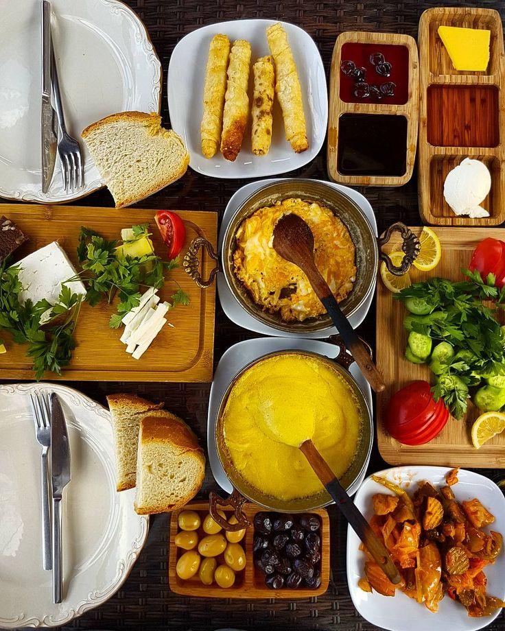 Lazian breakfast #karadeniz #doğukaradeniz #travel #lazians #culture #caucasian #cuisine #breakfast