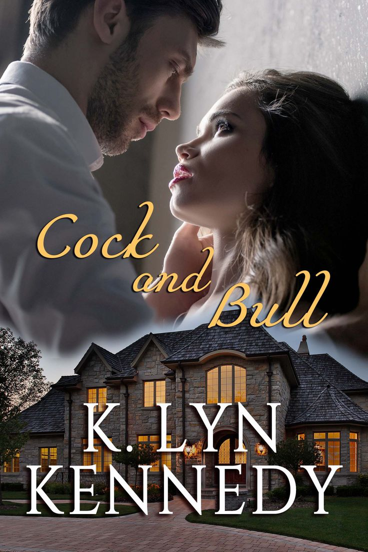 Romantic Suspense Book Cover Design by Chloe Belle Arts for K. Lyn Kennedy