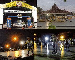 Taman Rakyat Slawi Ayu (TRASA)