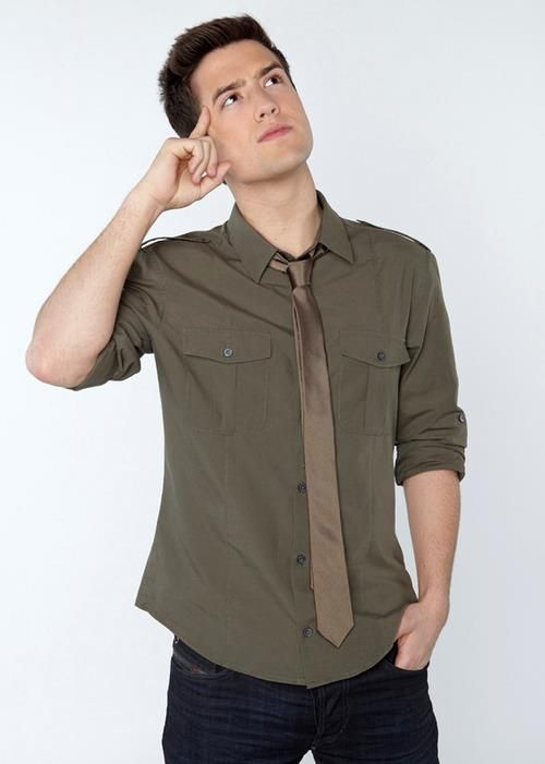 Logan Henderson ♥ Celebrities