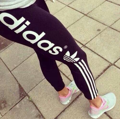 Adidas Leggings. Sport.
