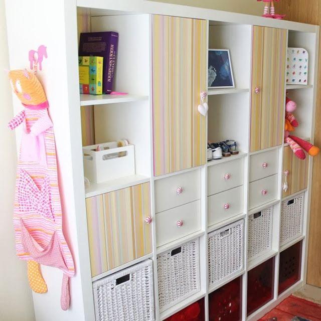 A closet on a bookcase? - IKEA Hackers